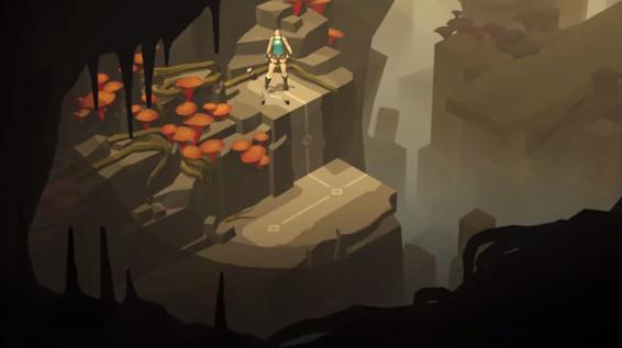 Lara Croft GO выйдет на iOS и Android в конце августа