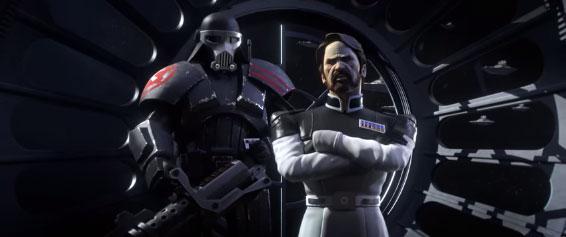 РПГ Star Wars: Uprising с кооперативом в реальном времени появится этой осенью