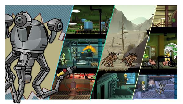 Fallout Shelter выйдет на Android в августе с новым контентом