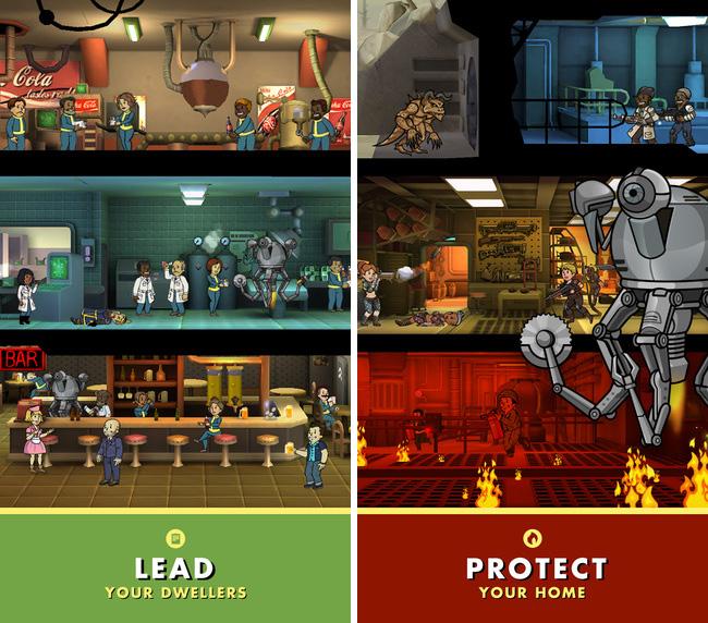 Fallout Shelter доступен на Android со свежим контентом, как и на iOS