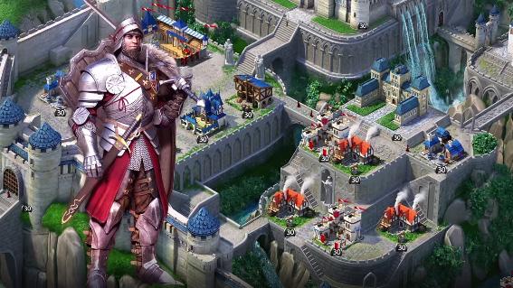 ММО стратегия March of Empires появится через пару дней