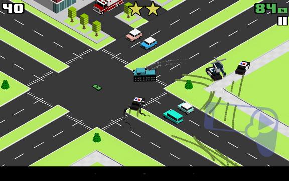 Советы Smashy Road: Wanted – как накопить CASH и разблокировать редкие автомобили