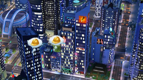 Советы SimCity BuildIt: как строить токийские жилые дома?