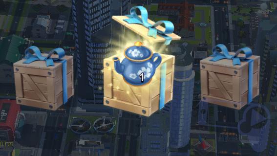Советы SimCity BuildIt: где найти заварочный чайник?