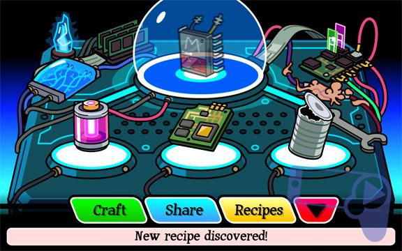 Как создать все предметы в Pocket Mortys?