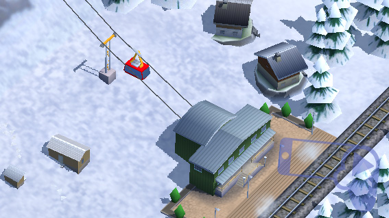 Виды горных зданий в SimCity BuildIt