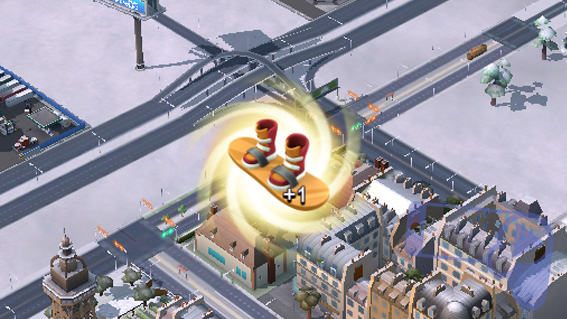 Как достать в SimCity BuildIt редкие предметы для открытия гор?