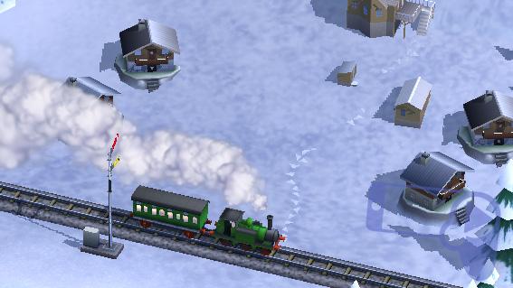 Зачем в SimCity BuildIt поезд?