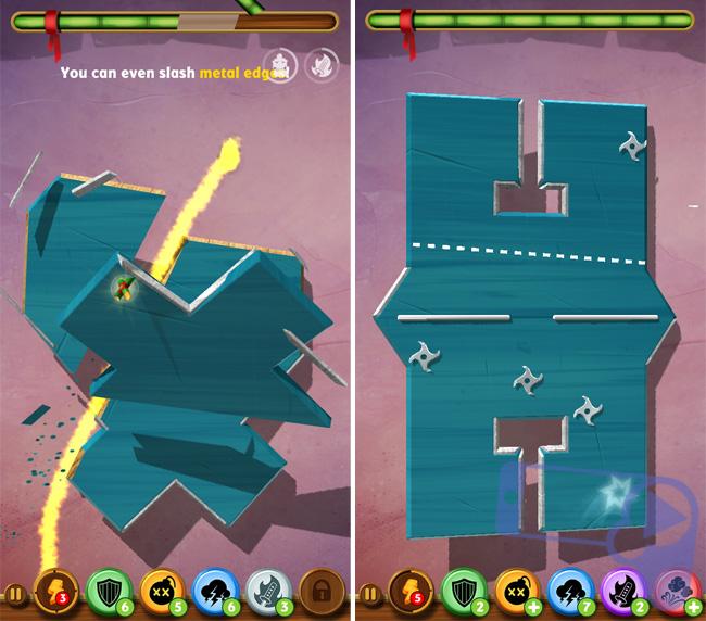 Обзор iSlash Heroes: Рубка дерева в стиле ниндзя возвращается
