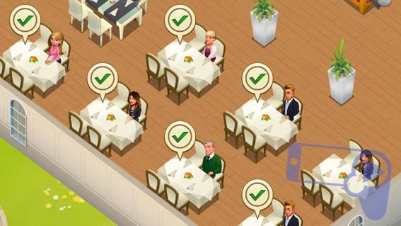 Как быстро выполнять заказы в World Chef?