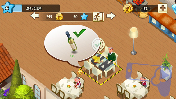 Как отменить заказ на вино в World Chef?