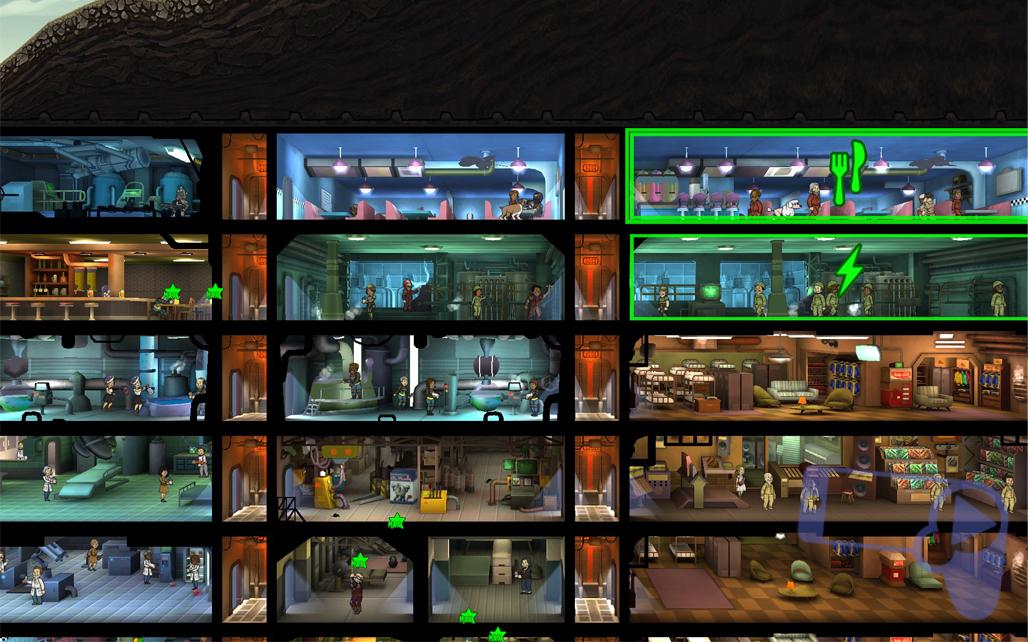 Советы Fallout Shelter – самый легкий способ найти загадочного незнакомца + практика