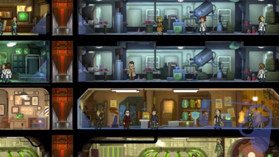 Советы Fallout Shelter – как найти загадочного незнакомца