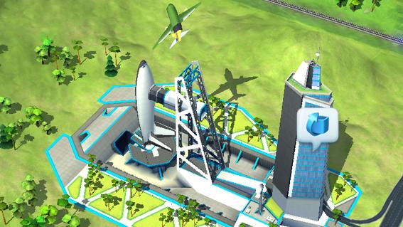 Обновлена SimCity BuildIt – город будущего готов построиться