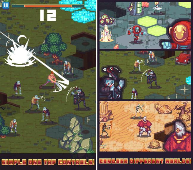 Новые игры для iOS и Android: Plants vs. Zombies Heroes, Blade Sliders, The Bug Butcher…
