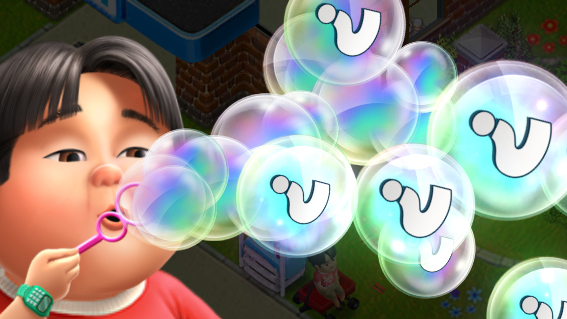 Мини-игра пузырики из My Hospital
