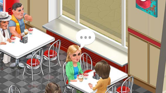 Истории персонажей в «Моей кофейне»
