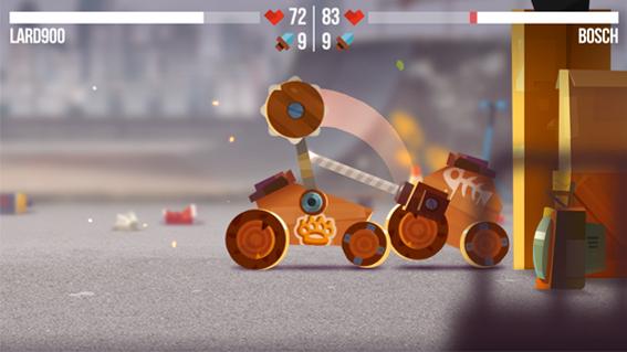 CATS: Crash Arena Turbo Stars – станьте инженером боевой машинки