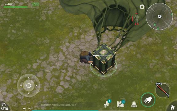 Где быстро найти оружие в игре Last Day on Earth?