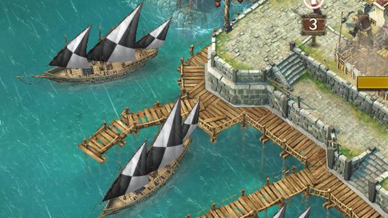 Как улучшить корабль в игре Пираты Карибского моря?