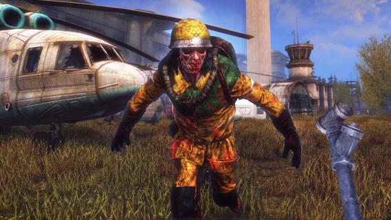 Фото геймплея из Radiation City