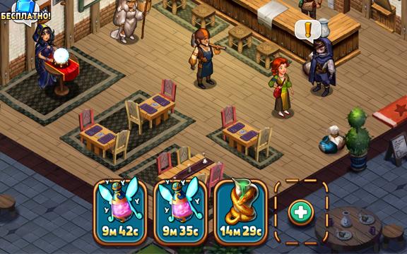 Как нанять новых героев в игре Shop Heroes?