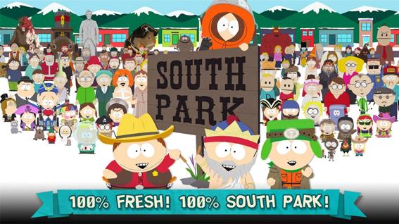 South Park: Phone Destroyer – эпичный разрушитель мобил уже в предзаказе