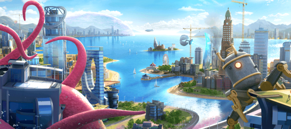 Советы SimCity BuildIt: Кратко о клубных войнах