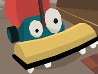 Silly Walks – фастфуд против оживших предметов быта