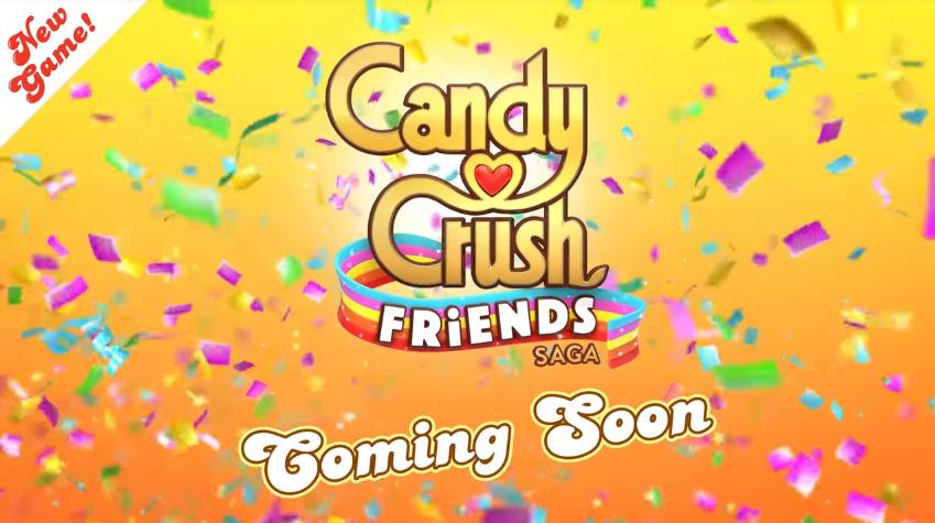 Сахарная казуалка Candy Crush Friends Saga выйдет 11 октября