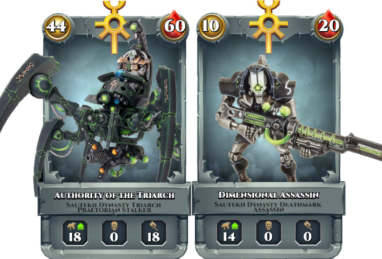 Релиз ККИ по мотивам Warhammer 4K состоится в ноябре
