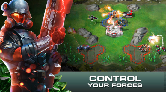 Command & Conquer: Rivals выйдет 4 декабря