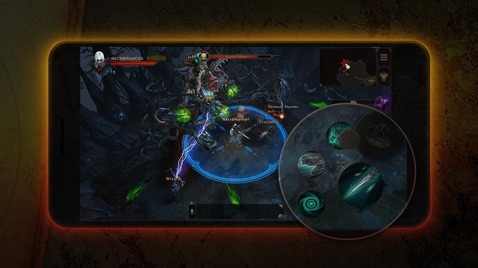 Diablo Immortal анонсирована для iOS и Android