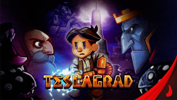 Игра—головоломка Teslagrad стала доступна для мобильных