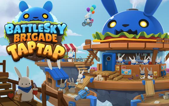 BattleSky Brigade TapTap – кликер с милыми зверятами уже доступен