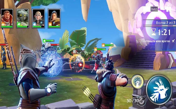 Forged Fantasy – новая RPG с интересной механикой