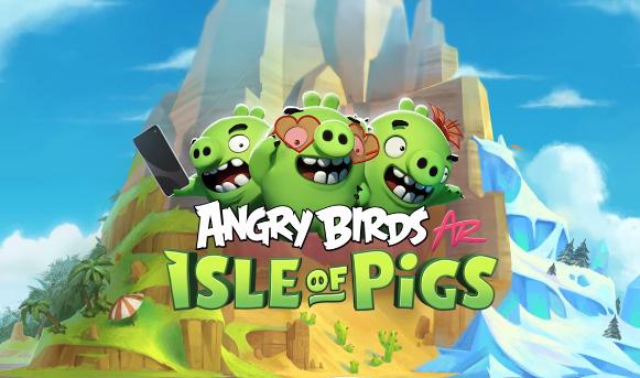 11 апреля Angry Birds перейдет в реальный мир