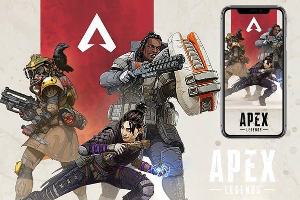 EA хочет выпустить Apex Legends на Android и iOS