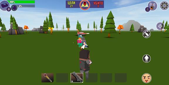 Королевские битвы для Android и iOS