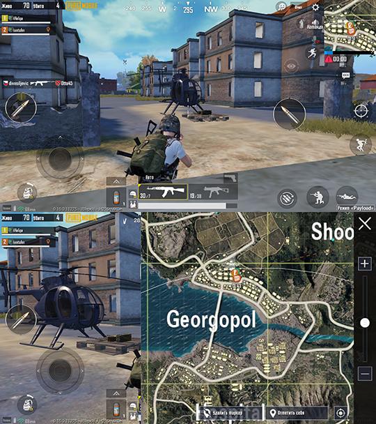 Вертолетная площадка 8