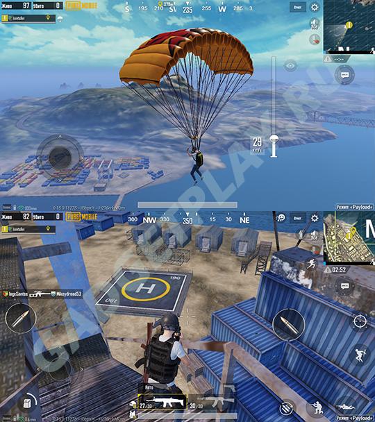 Вертолетная площадка 4